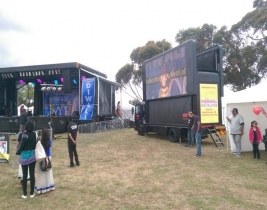 Production Stage and Screen