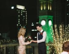 Katie Wedding 1