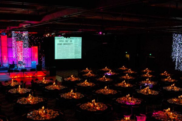 Lighting for corporate functions